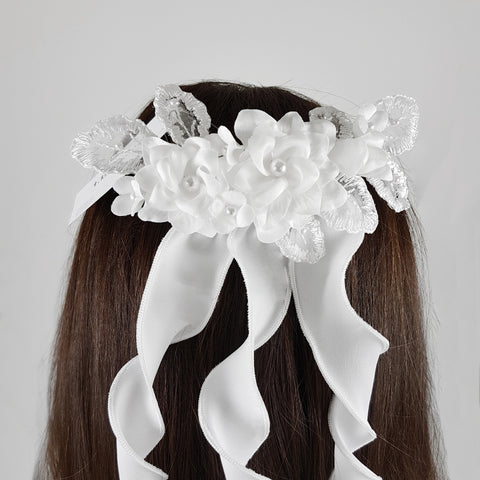 Communion Hairpiece by Little People