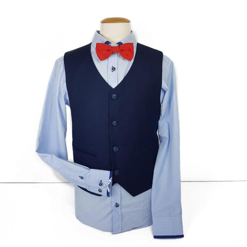 Cavani Jefferson Boys 3 Piece Communion Suit