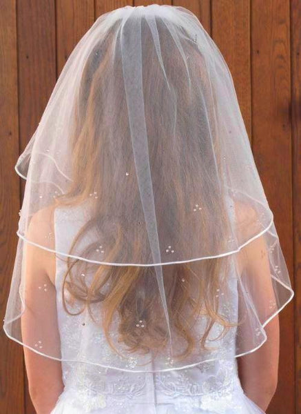 Communion Veil by Linzi Jay LA159WT4