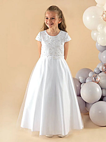 Girls Communion Dress LILY Linzi Jay