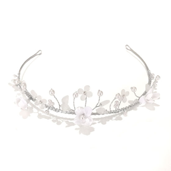 Communion Tiara by Linzi Jay LM232WTSI