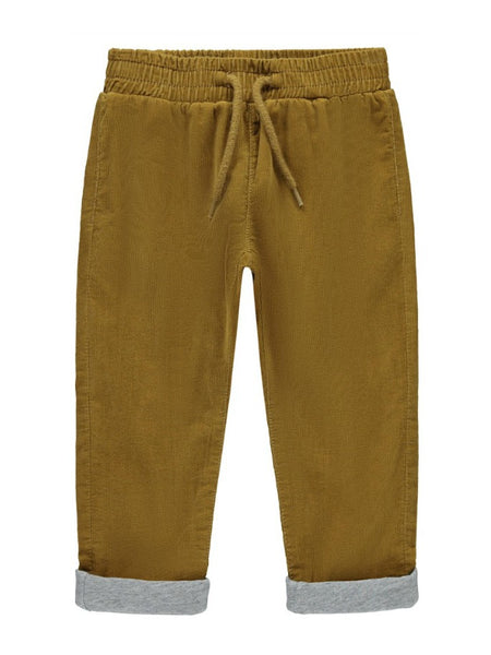 Name it Mini Boy Corduroy Pants with Cotton Lining