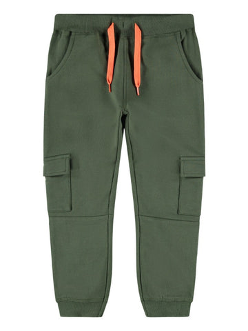 Name it Boys Sweat Pants with Combat Pockets