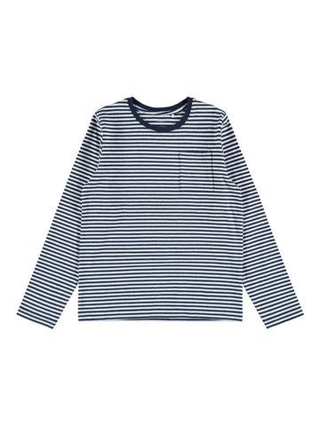 Name it Boys Long Sleeved Top with Chest Pocket