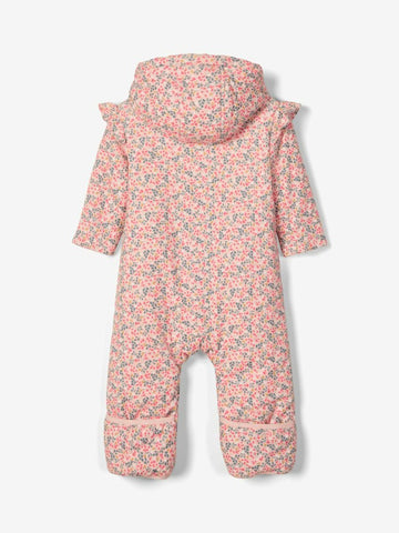 Name it Baby Girl All-In-One Snowsuit