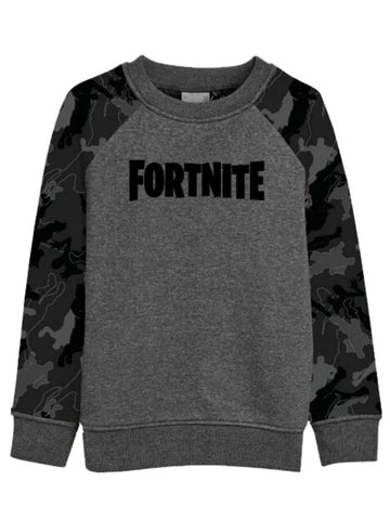 "Name it Boys ""FORTNITE"" Long Sleeved Sweatshirt"