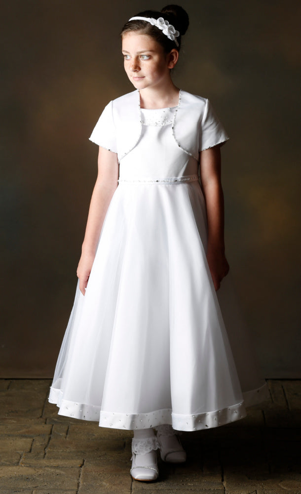 Girls OCTAVIA Communion Dress by Little People