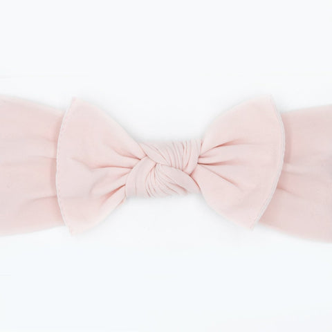 Little Bow Pip Pink Pippa Bow Hairband