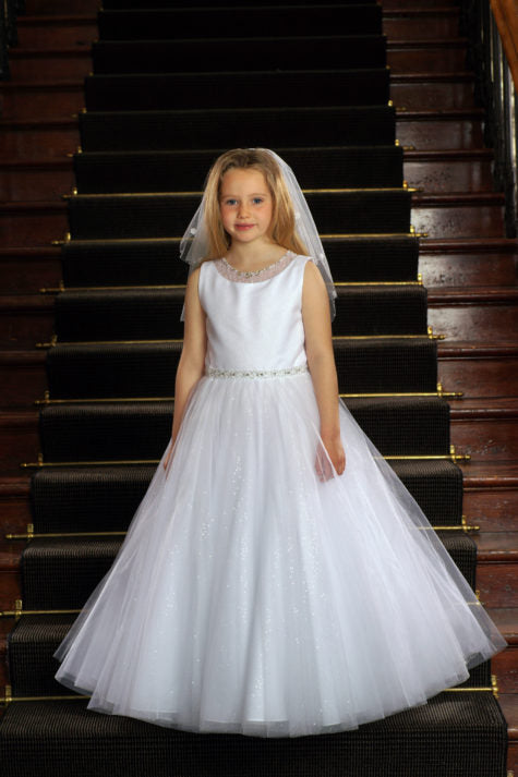 Girls Sweetie Pie Communion Dress 4004
