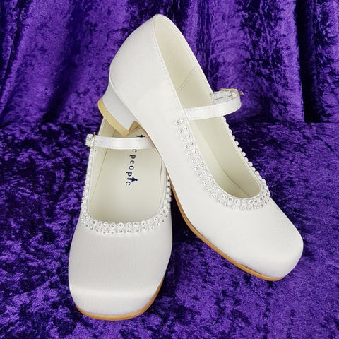 Communion Shoe 4963 by Little People