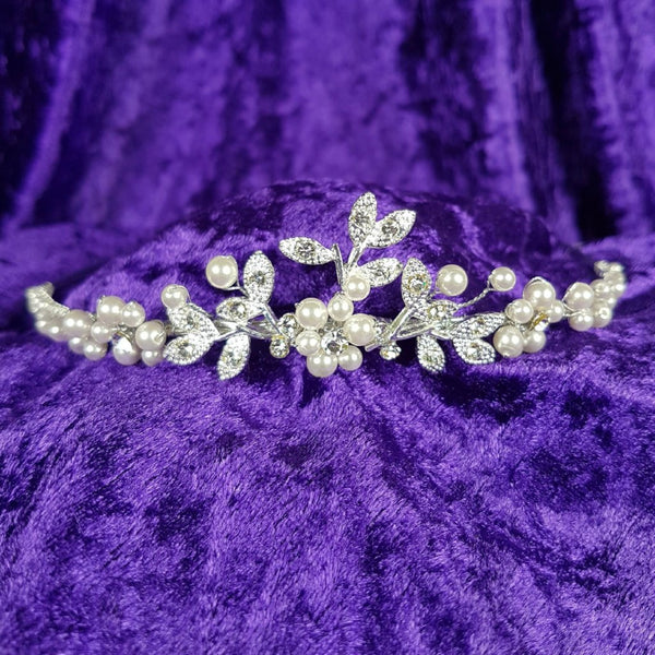 Communion Tiara by Little People 5271