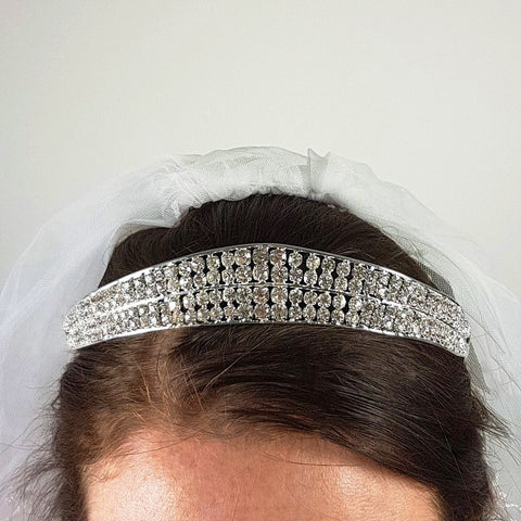 Diamante Tiara by Little People