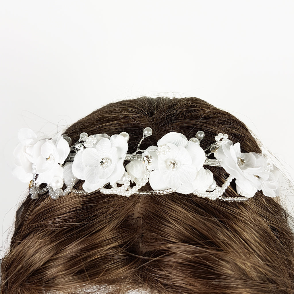 Communion Head Dress 5855
