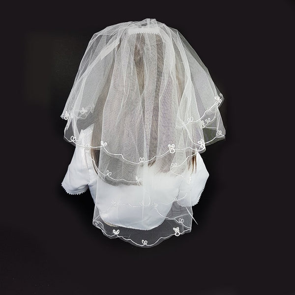 First Holy Communion Veil 2114