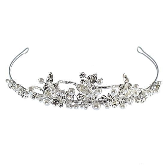 Communion Tiara by Linzi Jay LM205WTSI