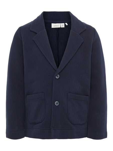 Name it Mini Boy Navy Sweat Blazer