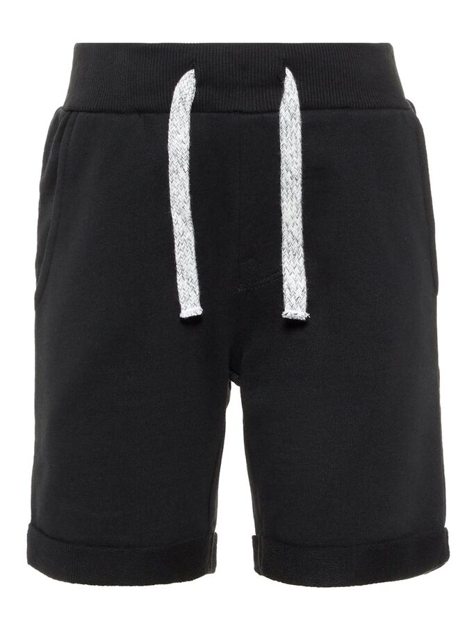 Name it Boys Black Sweat Shorts