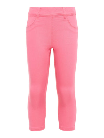Name it Girls Stretchy Pull-Up Capri Pants