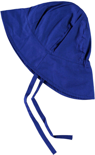 Name it Mini Boy Sun Hat with UV Protection in Navy & Blue