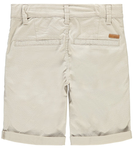 Name it Boys Long Style Chino Shorts