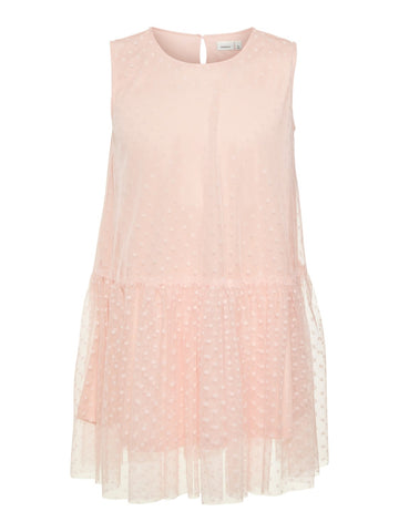 Girls Name it Pink Tulle Dress