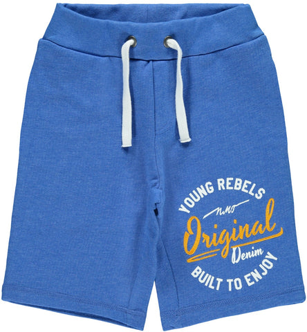 Name it Boys Long Style Sweat Shorts