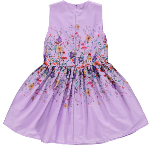 Name it Girls Floral Print Sleeveless Dress