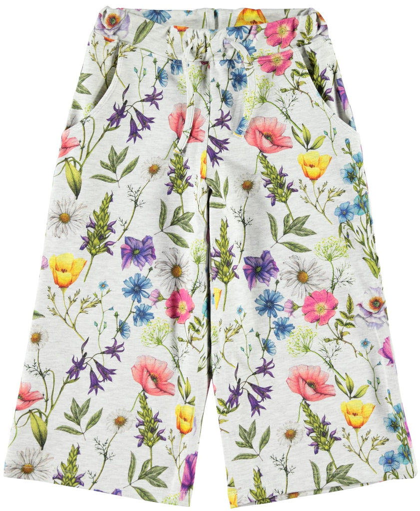 Name it Girls Floral Culotte Pants
