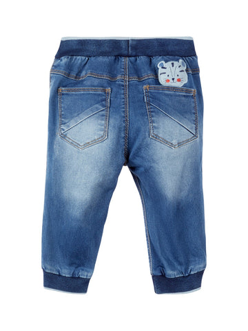 Baby Boy Cute Soft Denim Jeans