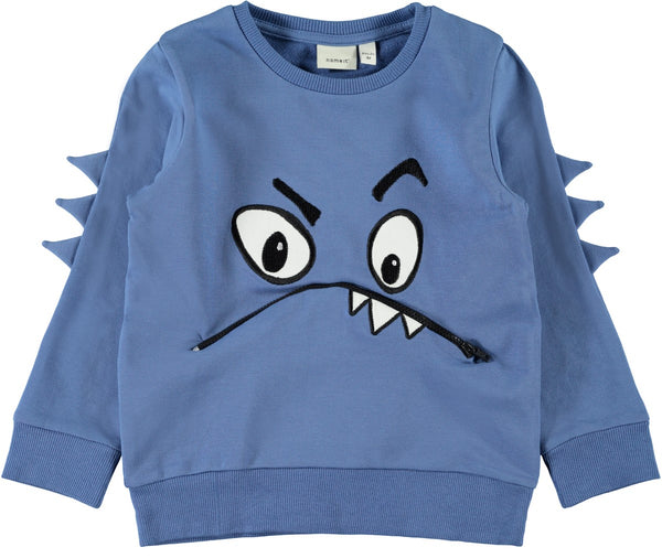 Name it Mini Boy Monster Sweat Shirt