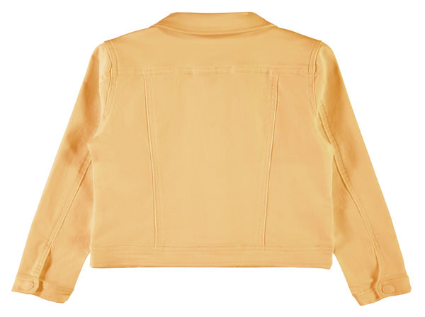 Name it Mini Girl Lemon Twill Jacket