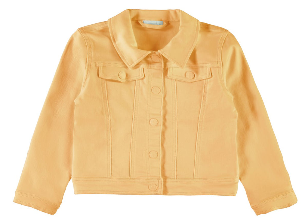 Girls Lemon Jacket by Name it