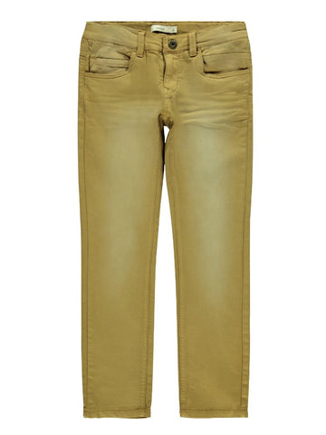 Name it Boys Regular Fit Stretch Trousers