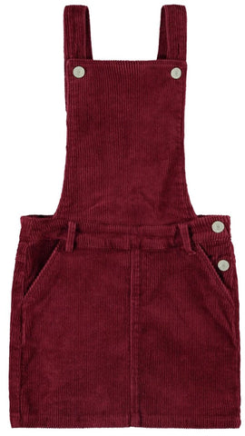 Name it Girls Cord Pinafore Dress