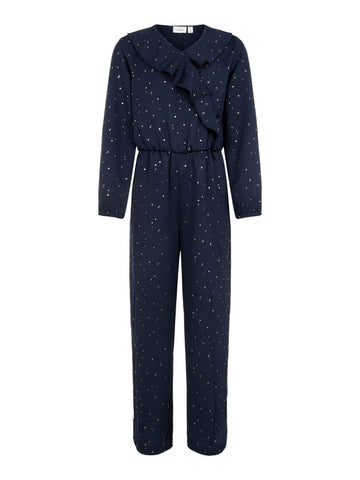 Name it Girls Long-Sleeved Jumpsuit