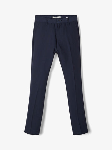 Name it Boys Navy Formal Suit Trousers