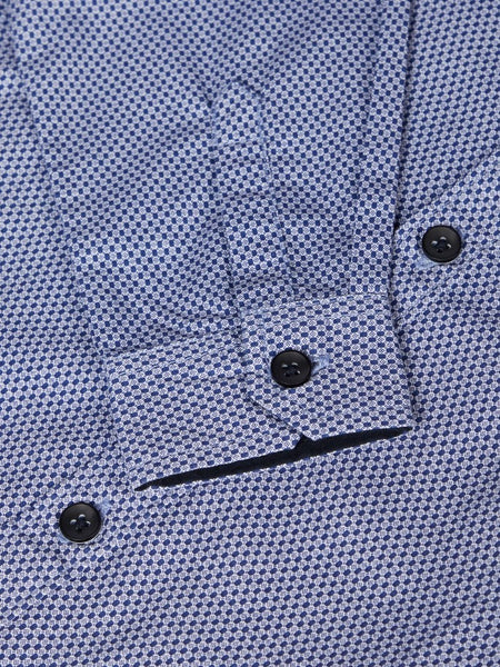 Name it Boys Dotty Blue Shirt with Bow Tie