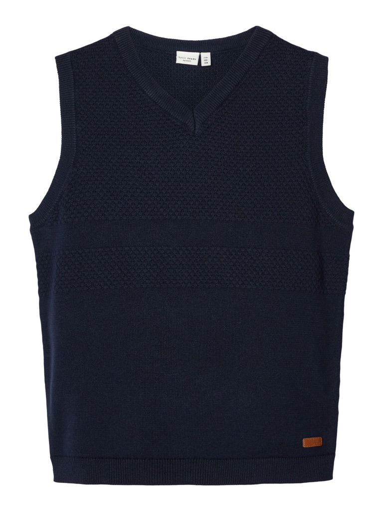 Name it Boys V-Neck Sleeveless Pullover