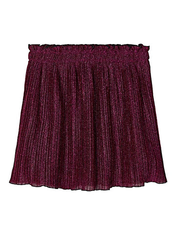 Name it Girls Glittery Sparkle Skirt