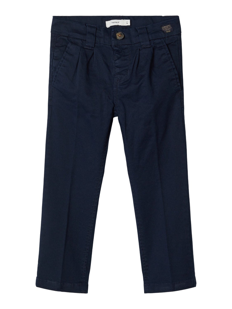 Name it Mini Boy Regular Fit Navy Chino Pants