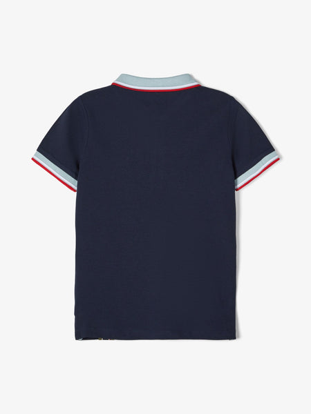 Name it Boys Short Sleeved  Polo Top