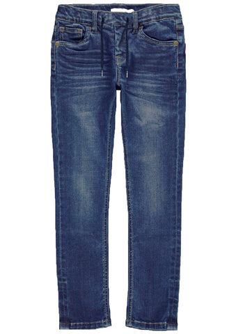Name it Boys Regular Fit Stretch Jeans