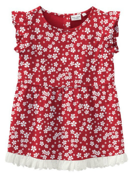 Name it Mini Girl Floral Cotton Dress