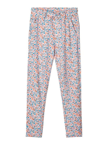 Name it Girls Colourful Floral Pants