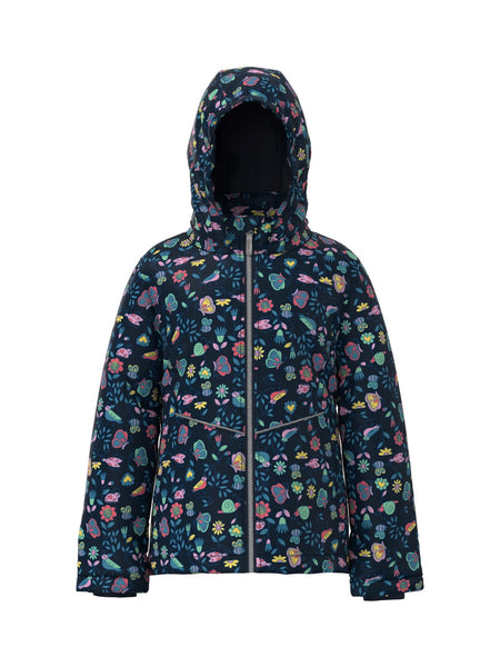 Name it Toddler Girls Padded  Butterfly Jacket
