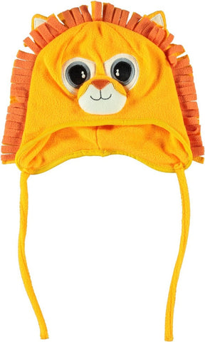 Name it Mini Boy Lion Face Winter Hat
