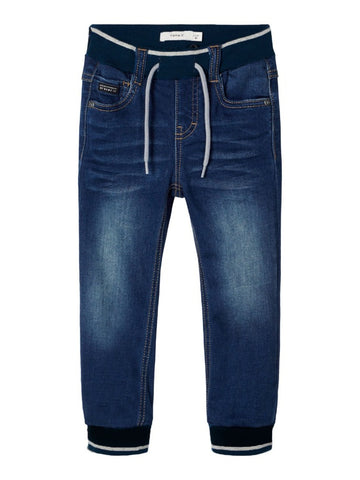 Name it Boys Soft Waist Pull-Up Jeans