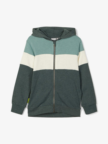 Name it Boys Zip-Up Hoody Cardigan