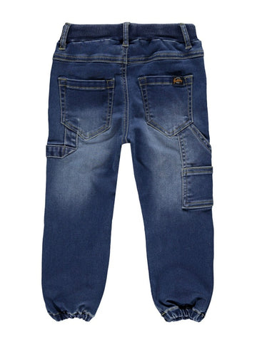 Name it Toddler Boy Soft Waist Pull-Up Jeans