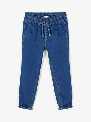Name it Mini Girl Pull-Up Comfy Jeans